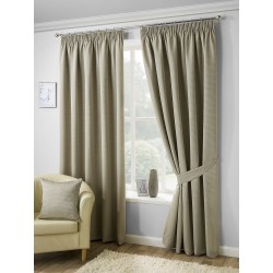 Honeycomb Pencil Pleat Curtains,