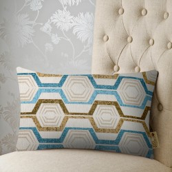 Geo 12x20 Cushion Cover
