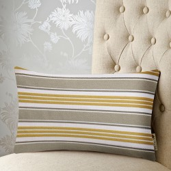 Ascot Stripe 12x20 Cushion Cover