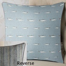 Salmon 24x24 Cushion Cover