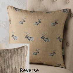 Stag 18x18 Cushion Cover Cover