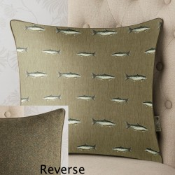 Salmon 18x18 Cushion Cover