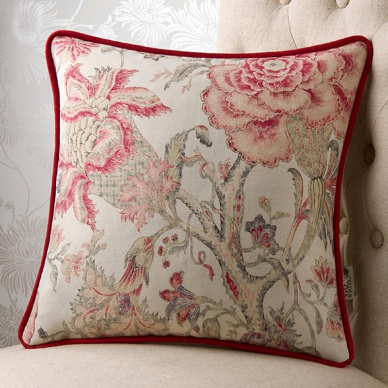 botanical 20 x 20 cushion cover. Black Bedroom Furniture Sets. Home Design Ideas