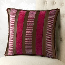 Brooklyn Stripe 20x20 Cushion Cover
