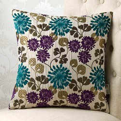 Flower Power 18x18 Cushion Cover