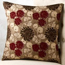 Flower Power 24x24 Cushion Cover