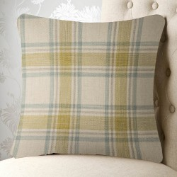 Madison Check 18x18 Cushion Cover