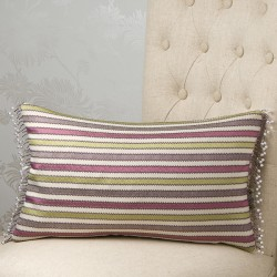 Miami Stripe 12x20 Cushion Cover