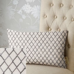 Lattice 12x20 Cushion Cover