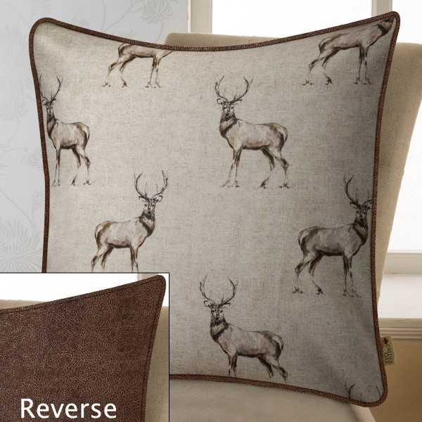 Royal Stag 27x27 Cushion Cover Cover