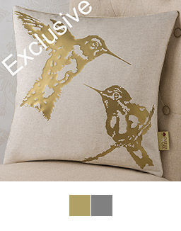 Foiled Hummingbirds £32.50 (1)