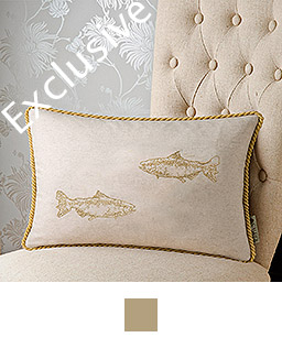 Embroidered Salmon £30.95 (1)