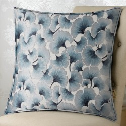 Oriental Flower 24x24 Cushion Cover
