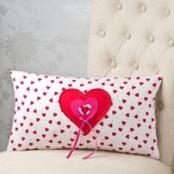 Sweetheart 20x12 Cushion Cover