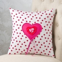 Sweetheart 16x16 Cushion Cover