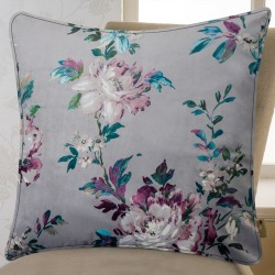 Vintage Floral 27x27 Cushion Cover