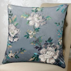 Vintage Floral 24x24  Cushion Cover